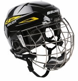 Bauer IMS 11.0 Custom Hockey Helmet Combo