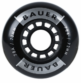 Bauer Indoor/Outdoor 78A Roller Hockey Wheel - Black