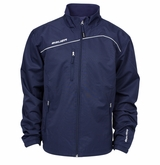 Bauer Lightweight Yth. Warm Up Jacket