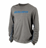 Bauer Locker Room Sr. Long Sleeve Tee Shirt
