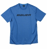 Bauer Locker Room Sr. Short Sleeve Tee Shirt