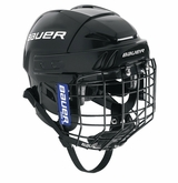 Bauer M104 Youth Hockey Helmet Combo