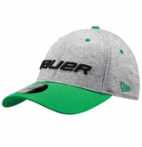 Bauer New Era 39THIRTY� Sr. Cap - Heather Gray