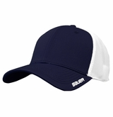 Bauer New Era 39Thirty� Team Yth. Stretch Flex Mesh Back Cap