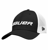 Bauer New Era 39Thirty� Yth. Stretch Flex Mesh Back Cap
