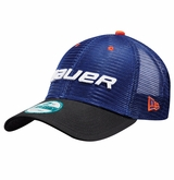 Bauer New Era 9FORTY� Athletic 2-Tone Sr. Adjustable Cap