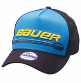 Bauer New Era 9Forty Puck Yth. Adjustable Cap