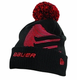 Bauer New Era Pom Knit Beanie