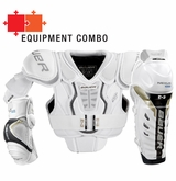 Bauer Nexus 1000 Sr. Hockey Equipment Combo