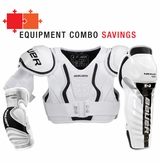 Bauer Nexus 400 Jr. Hockey Equipment Combo