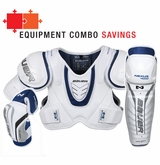 Bauer Nexus 4000 Jr. Hockey Equipment Combo