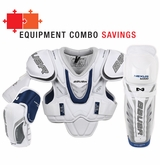 Bauer Nexus 6000 Jr. Hockey Equipment Combo