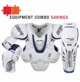 Bauer Nexus 8000 Jr. Hockey Equipment Combo