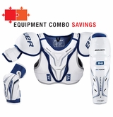 Bauer Nexus N7000 Jr. Hockey Equipment Combo
