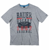 Bauer Original All Over Sr. Short Sleeve Tee