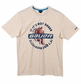 Bauer Player Shadow Sr. Short Sleeve Tee