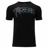 Bauer Pop Sr. Short Sleeve Shirt