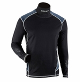 Bauer Premium Adult Longsleeve Integrated Neck Top