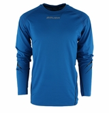 Bauer Premium Grip Yt. Long Sleeve Crew