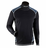 Bauer Premium Youth Longsleeve Integrated Neck Top