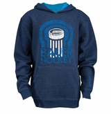 Bauer Puck Yth Pullover Hoody