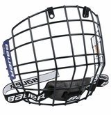 Bauer RBE III i2 Black/White Jr. Wire Cage