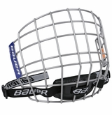 Bauer RBE III Silver Jr. Wire Cage