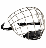Bauer Re-Akt Titanium Face Mask