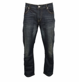 Bauer Relaxed Fit Tint Denim Jeans - Men