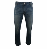 Bauer Relaxed Fit Vintage Denim Jeans - Men