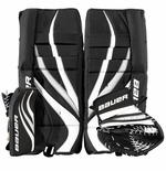 Bauer RX Street Jr. Goalie Equipment Combo