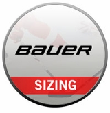 Bauer Shoulder Pad Sizing Chart