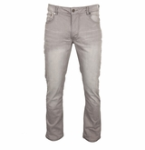Bauer Slim Fit Grey Denim Jeans - Men