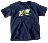 Bauer Stamp Yth. Short Sleeve Tee Shirt