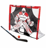 Bauer Street Hockey Goal Set