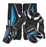 Bauer Street Jr. Goalie Equipment Combo