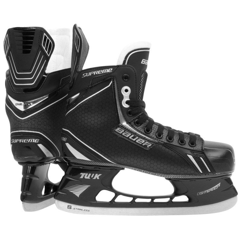 Bauer supreme one.6 youth skates