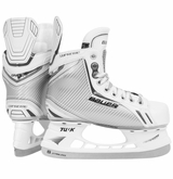 Bauer Supreme One.6 White LE Jr. Ice Hockey Skates