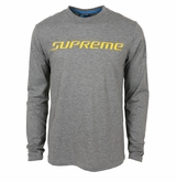 Bauer Supreme Logo Sr. Long Sleeve Shirt