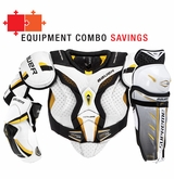 Bauer Supreme TotalOne Jr. Hockey Equipment Combo