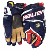 Bauer Supreme TotalOne Jr. Hockey Gloves