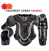 Bauer Vapor 1X Jr. Hockey Equipment Combo