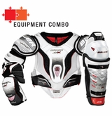 Bauer Vapor APX Jr. Hockey Equipment Combo
