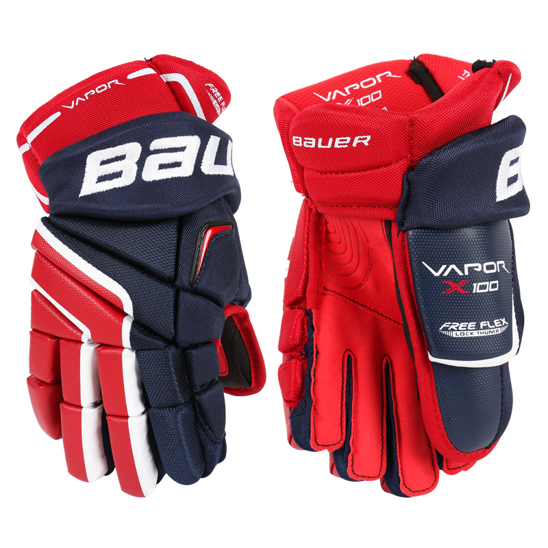 Bauer vapor xxx hockey gloves