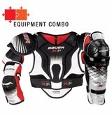 Bauer Vapor X 5.0 Jr. Hockey Equipment Combo