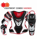 Bauer Vapor X 60 Jr. Hockey Equipment Combo