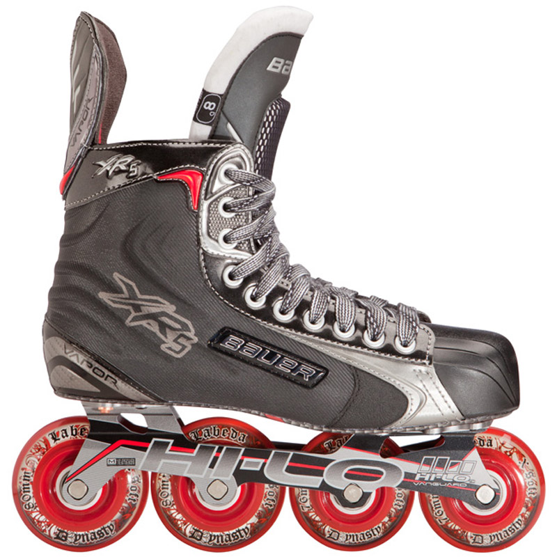 a comparison on ice hockey and roller hockey Roller hockey goalies have always been at somewhat  with their leg pads together and stick on the ice  posted in goalie gear reviews, hockey lifestyle.