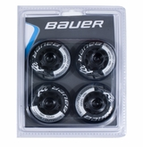 Bauer XR2 Indoor/Outdoor 78A Roller Hockey Wheel - 4 Pack