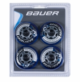 Bauer XR3 Outdoor 84A Inline Hockey Wheel - 4 Pack