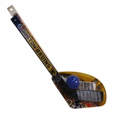 Boston Bruins 1 On 1 Mini Hockey Stick Set